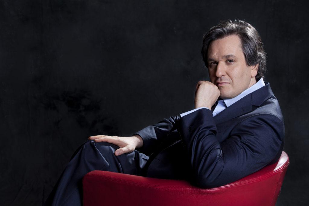 Антонио Паппано останется в оркестре Академии Санта-Чечилия до 2023 года