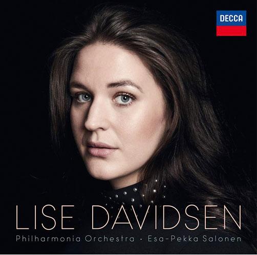 Richard Strauss: Four Last Songs <br>Wagner: Arias from Tannhäuser <br>Lise Davidsen. Esa-Pekka Salonen<br>Philharmonia Orchestra<br>Decca