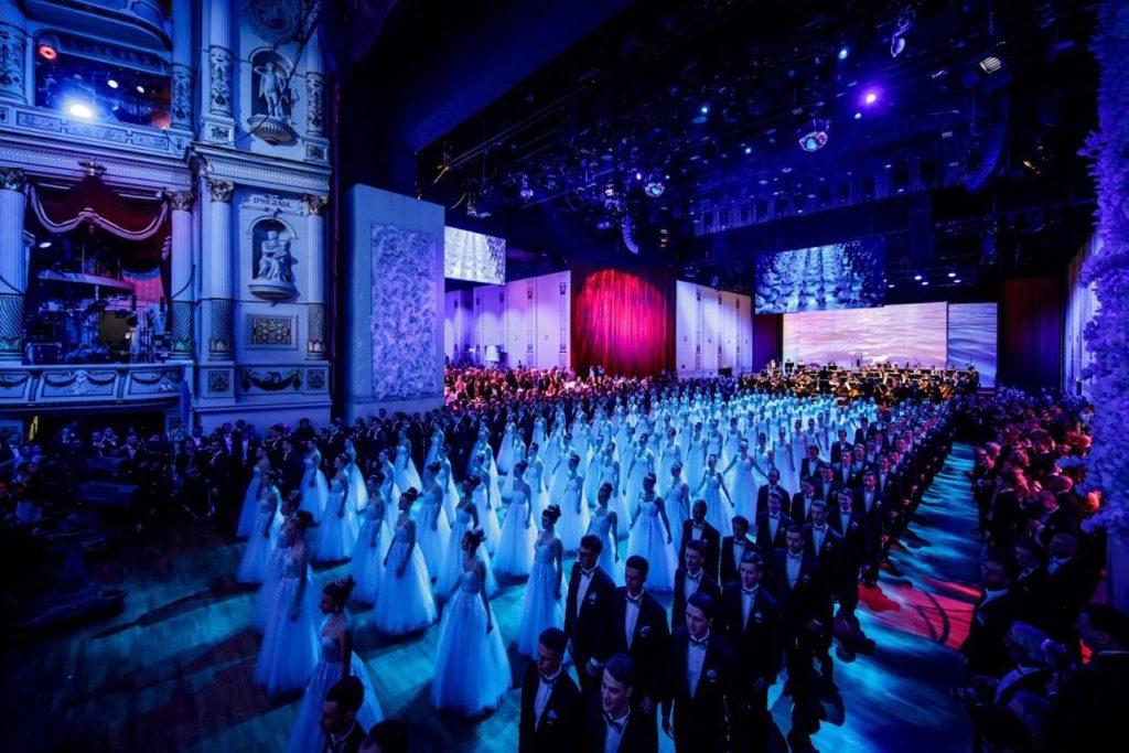 В Санкт-Петербурге пройдет Дрезденский оперный бал