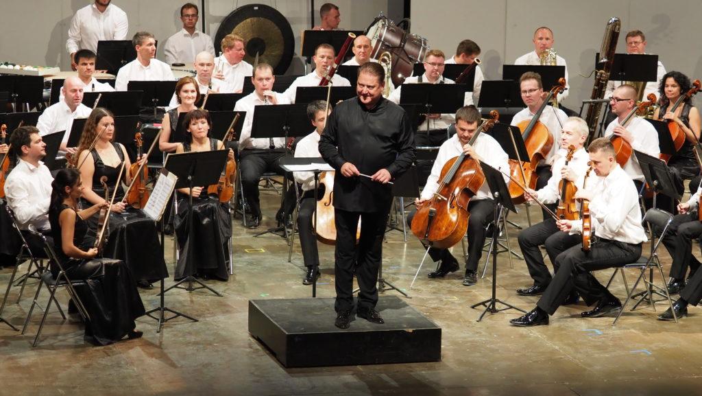 Госоркестр Республики Татарстан успешно завершил гастроли во Франции