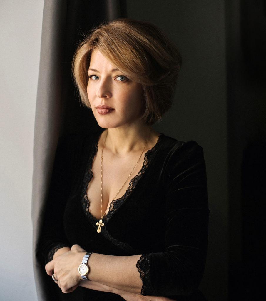 Полина Осетинская: <br>Мой адресат – небесная канцелярия