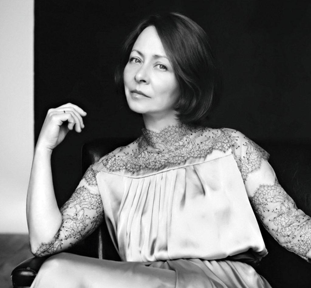 Людмила Берлинская: <br>Я«заражена» фестивальной бациллой
