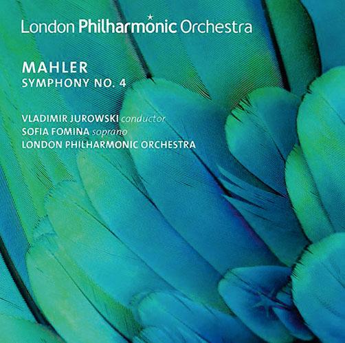 London Philharmonic Orchestra. Vladimir Jurowski. Sofia Fomina. <br>Mahler. Symphony No. 4 <br>LPO
