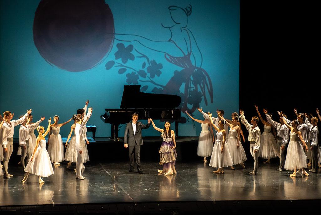 Японские этюды в Нижегородском оперном