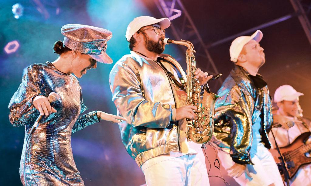 Волошинский джаз международного значения