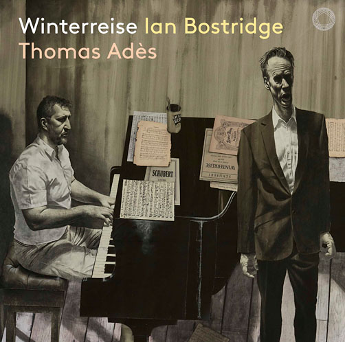 Schubert Winterreise <br>Ian Bostridge, Thomas Adès <br>Pentatone