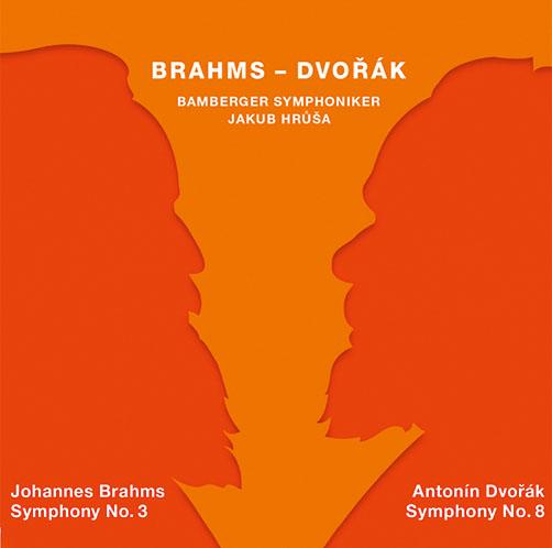 Brahms Symphony No. 3 &DvořákSymphony No. 8 <br>Bamberger Symphoniker <br>Tudor CD