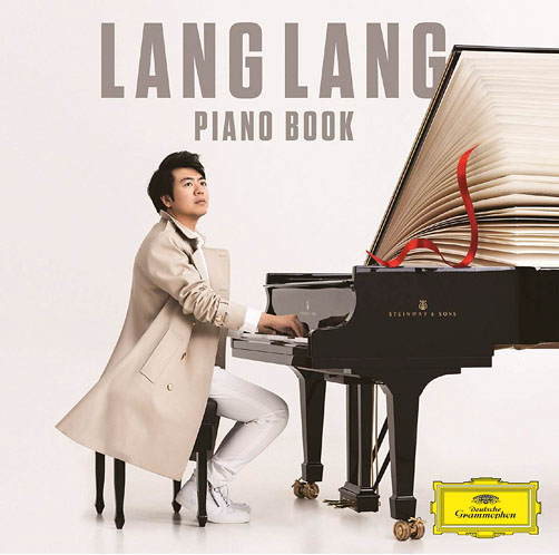 LANG LANG <br>PIANO BOOK <br>DEUTSCHE GRAMMOPHON <br>CD