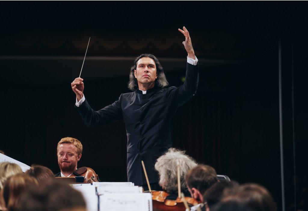 Владимир Юровский: <br>Необходимо вынимать современную музыку изгетто