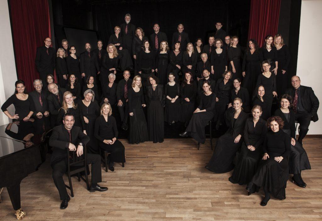 Мюнхенский баховский хор приедет в Москву