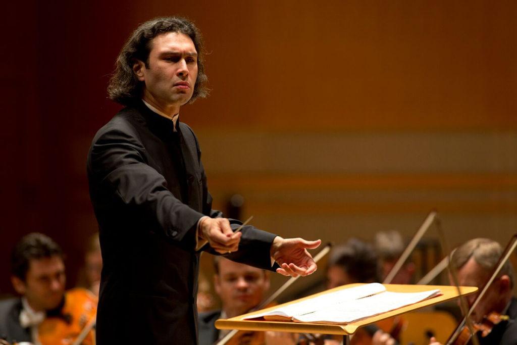 Концертную версию оперы Вагнера «Золото Рейна» продирижирует в Москве Владимир Юровский
