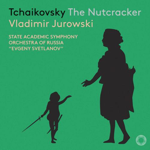 Tchaikovsky. <br>The Nutcracker <br>Vladimir Jurowski <br>State Academic Symphony Orchestra of Russia «EvgenySvetlanov» <br>Pentatone
