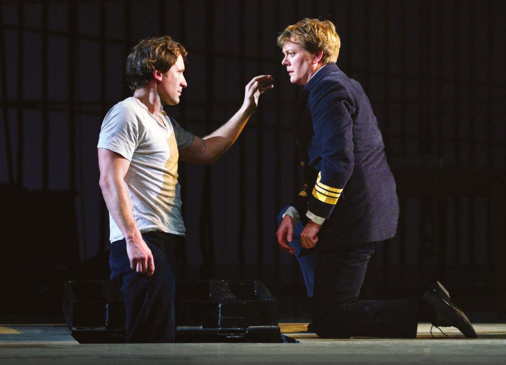 Оперу «Билли Бадд» Мадридского Королевского театра увидят в России