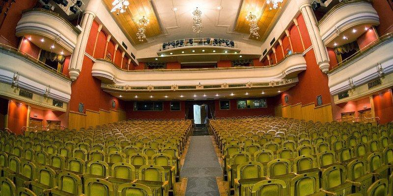 «Новая опера» готовится к премьере спектакля по мотивам романа Виктора Добросоцкого