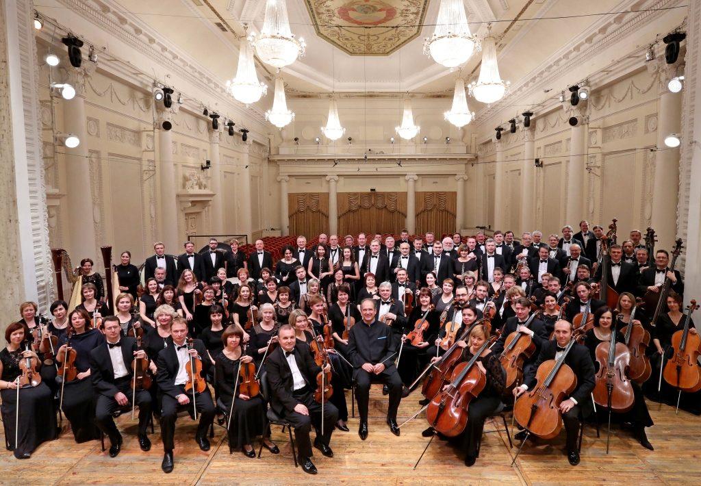 Уральский филармонический оркестр и дирижер Дмитрий Лисс открывают турне по Европе