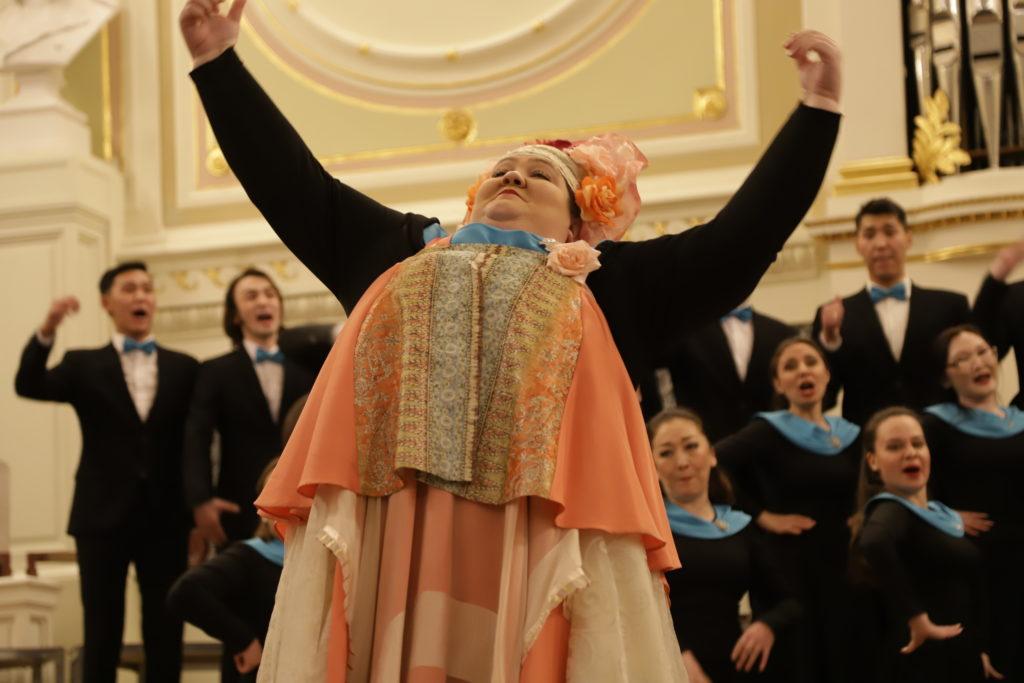 Спеть хором на вечной мерзлоте