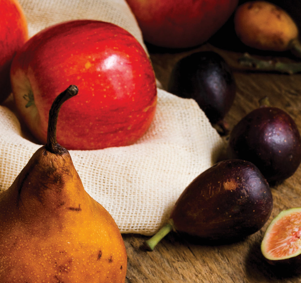 Яблоки или клюква?