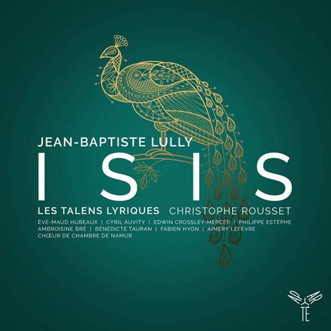 Jean-Baptiste Lully. Isis <br>Les Talens Lyriques. Christophe Rousset <br>Apartemusic