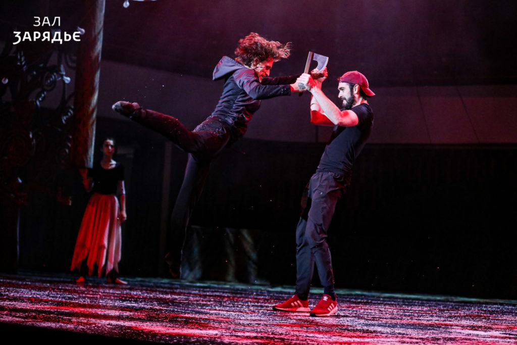 Сергей Полунин примет участие в мировой премьере балета «Красная Шапочка»