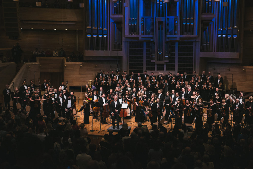 Московский Рождественский фестиваль в Доме музыки отмечает юбилей