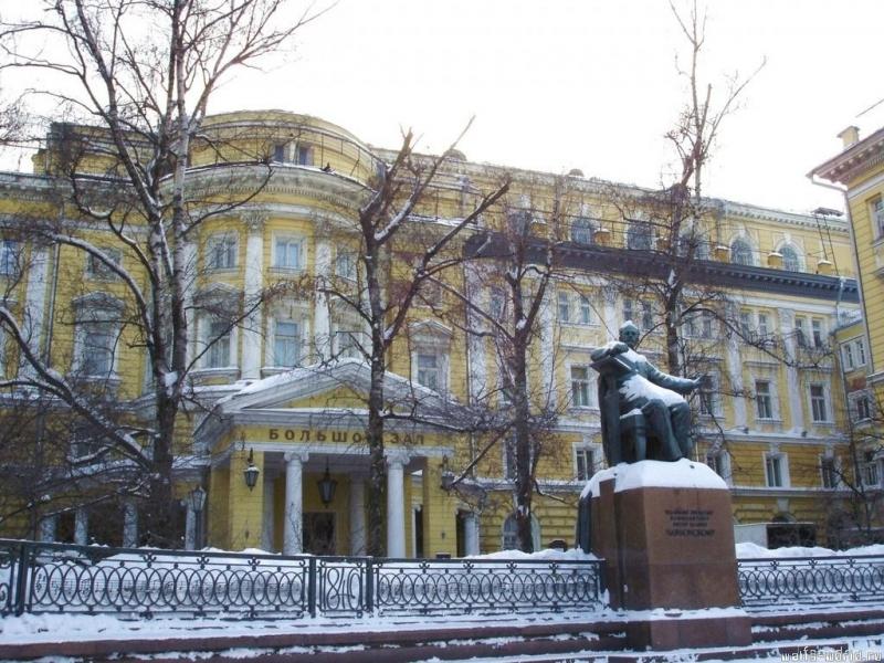 Московская консерватория представляет премьеру программы «AveMusica»