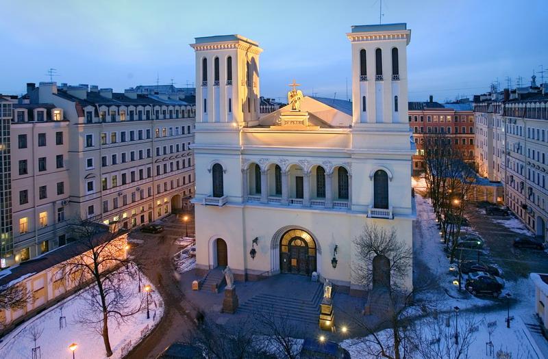 В Петербурге стартует проект Organum Novum