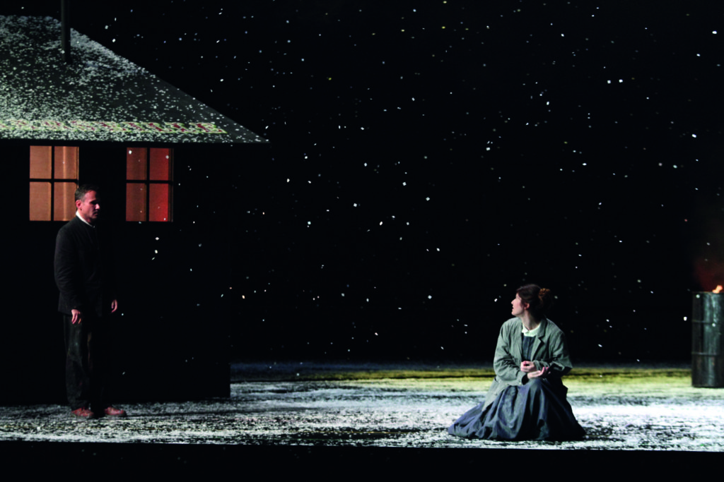 Прямую трансляцию оперы «Богема» из Конвент-Гардена покажут в кинотеатрах