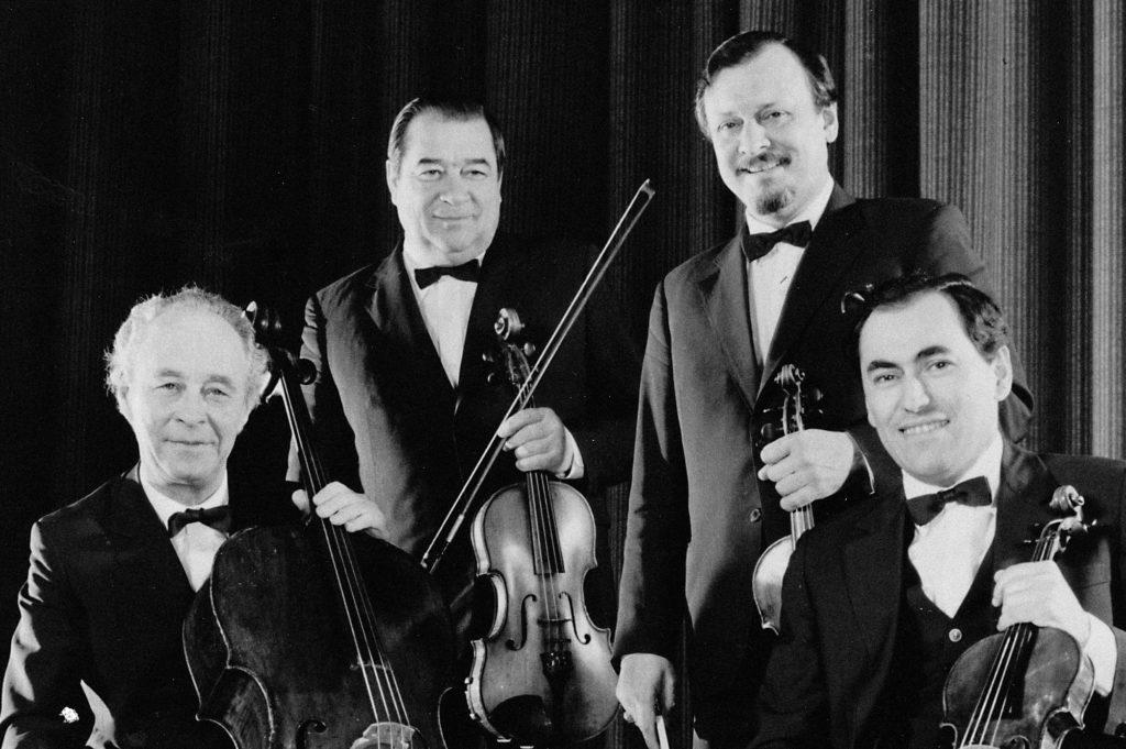 Михаил Копельман: <br>Оставить такой знаменитый ансамбль, как Квартет Бородина, непросто