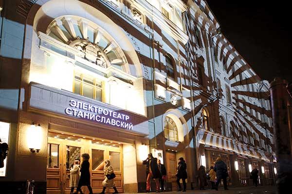 Фестиваль новой музыки «Й» стартует в Электротеатре Станиславский