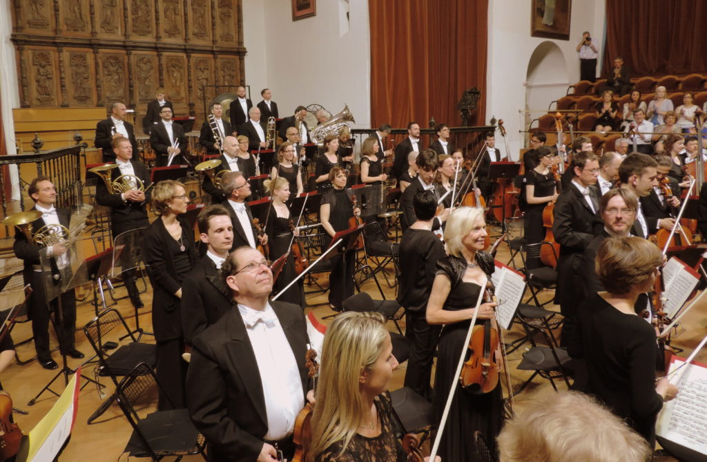 Льежский королевский филармонический оркестр впервые даст концерт в России