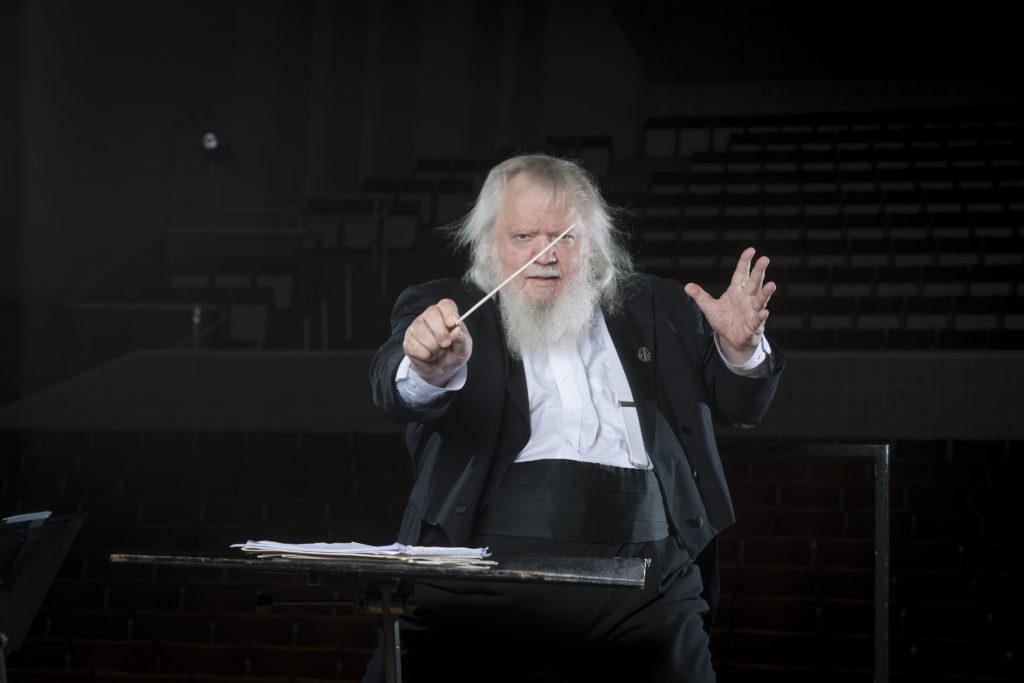 Лейф Сегерстам выступит в Большом зале Санкт-Петербургской филармонии