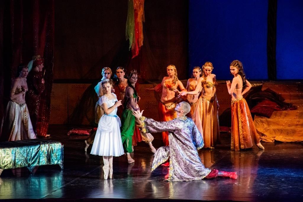 Сюжеты Пушкина в Нижегородском оперном