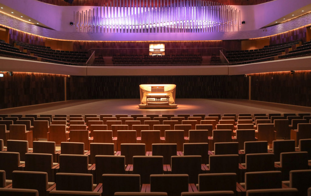 Инаугурация органа московского зала «Зарядье» может попасть в «Книгу рекордов Гиннеса»