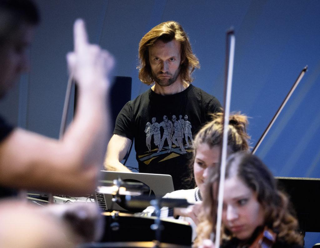 Габриэль Прокофьев: <br>Внедрение электроники в оркестр открывает новые горизонты