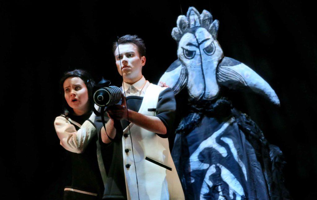 Театр Сац представляет российскую премьеру оперы «Жестокие дети»