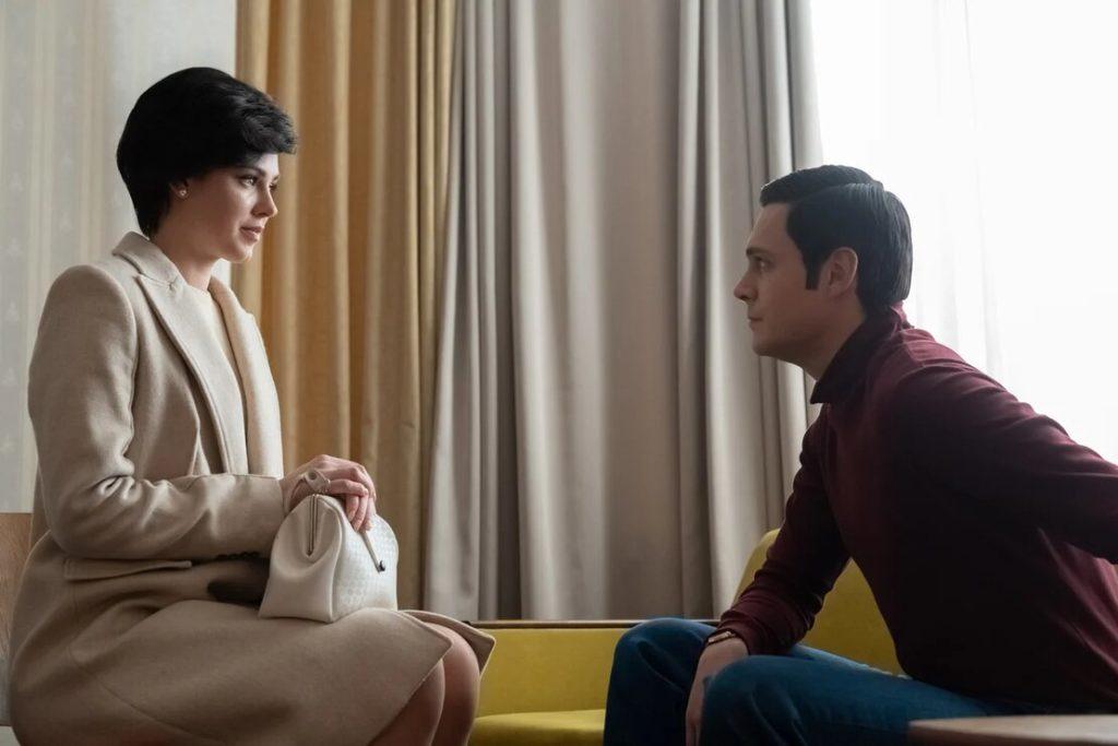 Многосерийный фильм о Муслиме Магомаеве выходит на телеэкран 9 марта