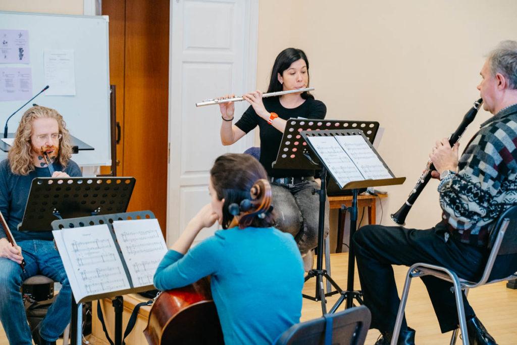 «Композиторские читки» пройдут летом в Санкт-Петербурге