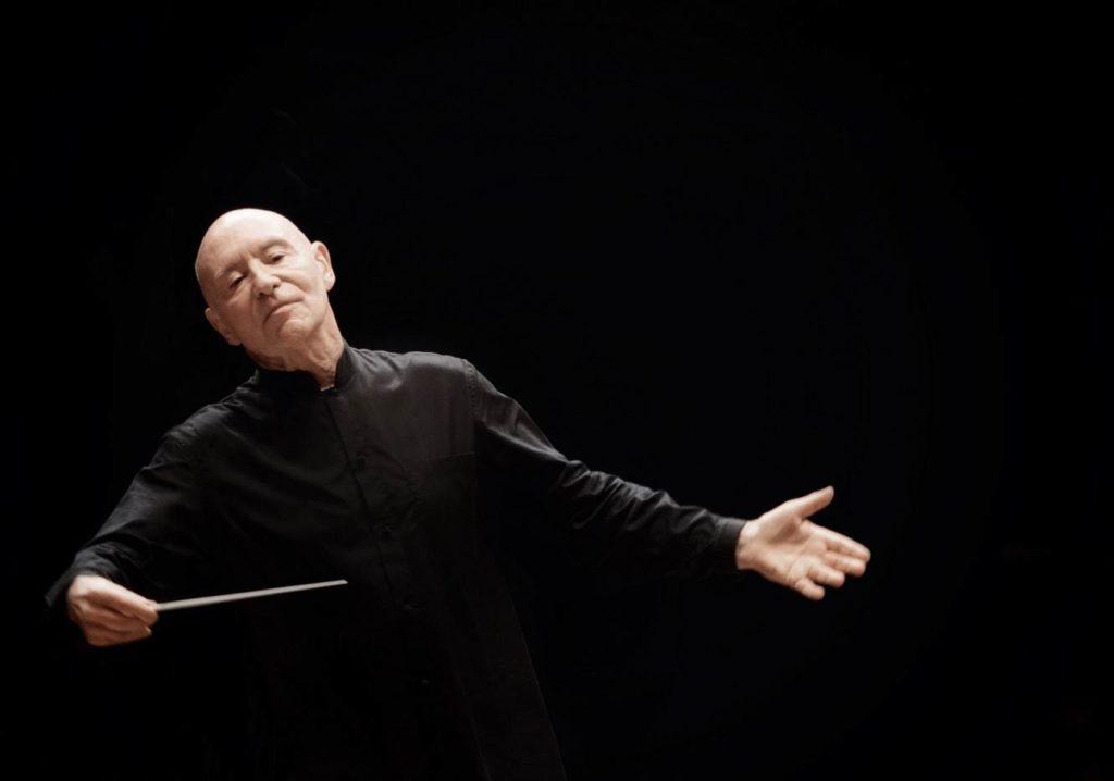 Кристоф Эшенбах и Рудольф Бухбиндер выступят в Петербурге к юбилею Бетховена