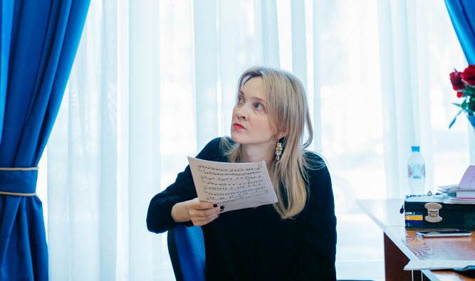 Московская премьера нового сочинения Настасьи Хрущёвой прозвучит в «Зарядье»