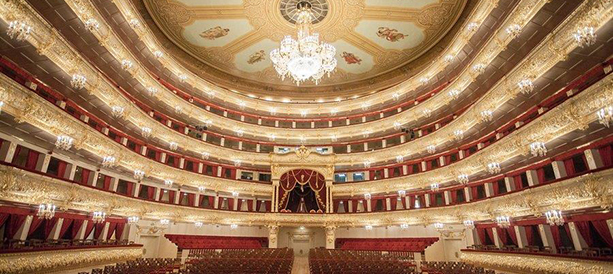 Большой театр и YouTube покажут спектакли «золотого фонда»