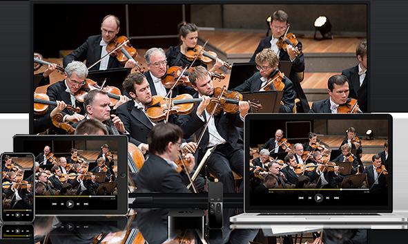 Концертные залы начинают трансляции своих мероприятий и открывают архивы