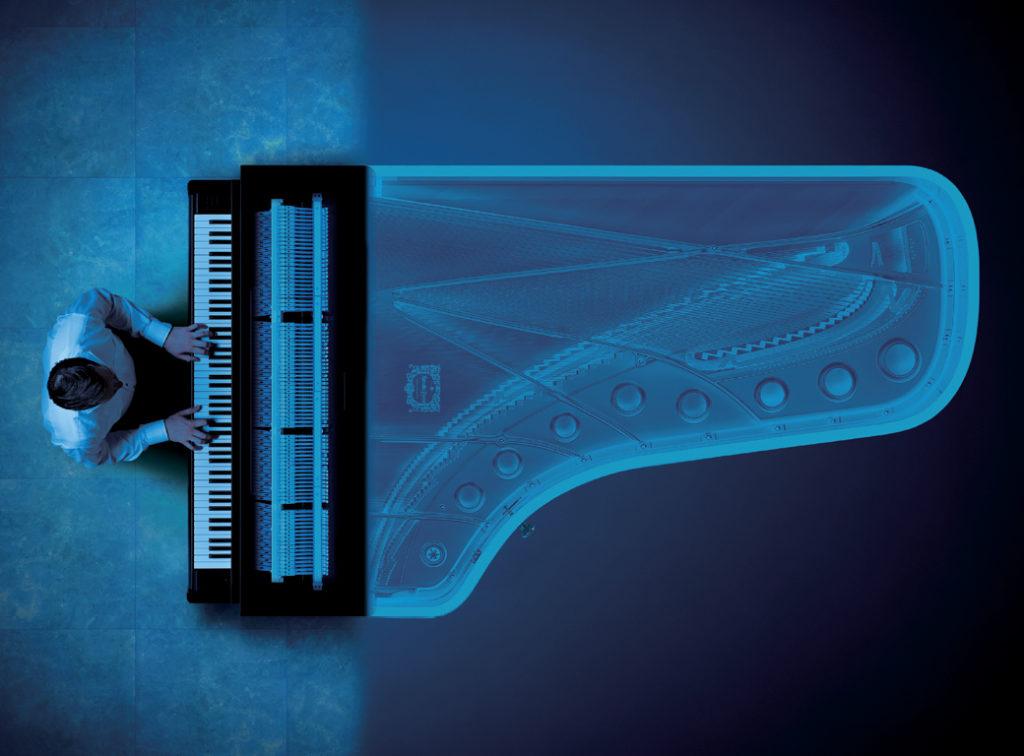 День и ночь с фортепиано
