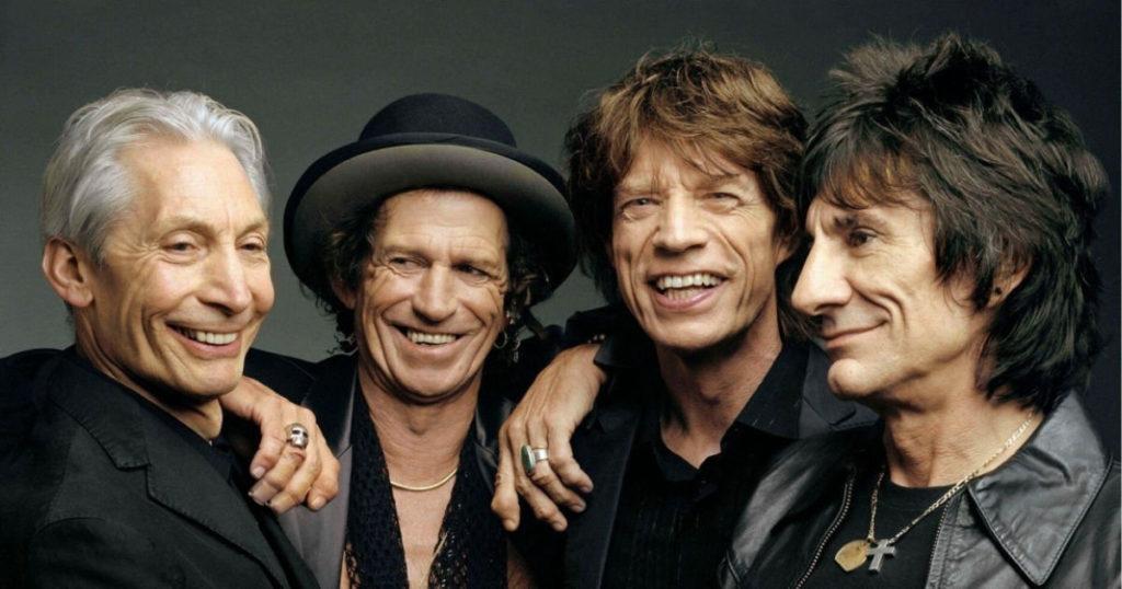 Rolling Stones спели песню про пандемию «Жизнь в городе-призраке»