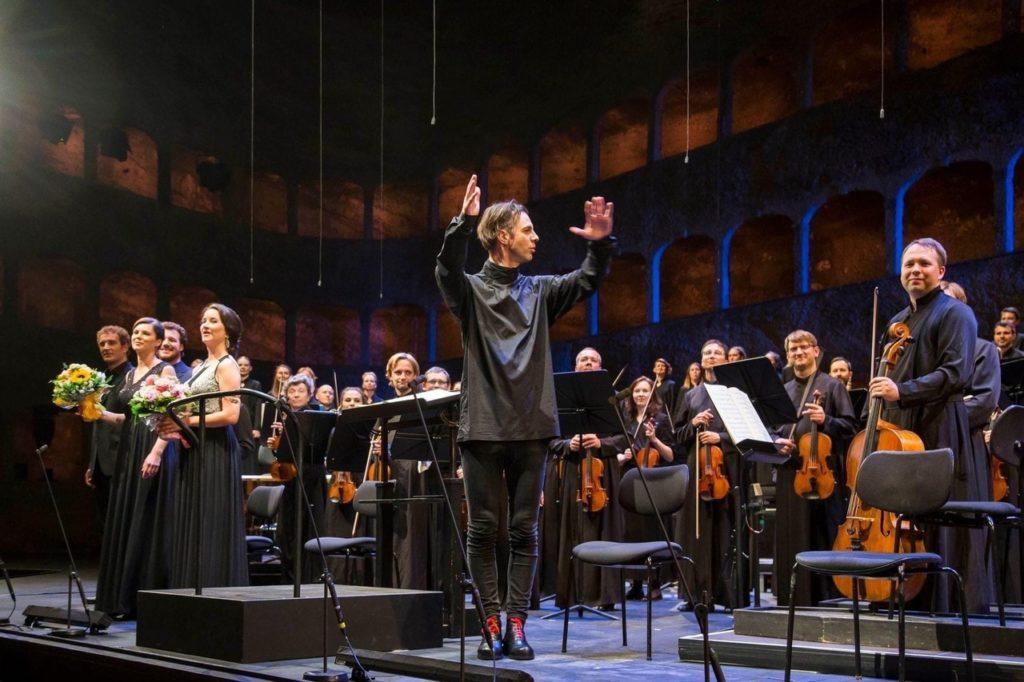 Оркестр Курентзиса открыл онлайн-платформу musicAeterna.world