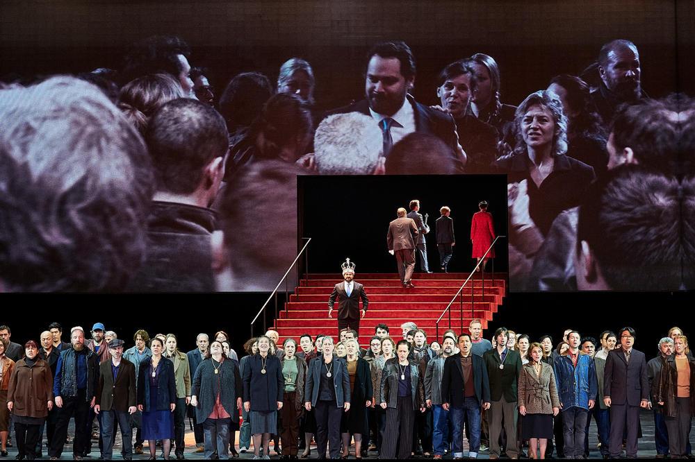 Парижская опера опубликовала расписание трансляций на май