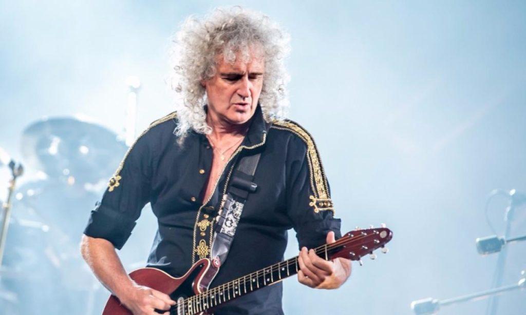 Гитарист Queen Брайан Мэй дал двадцать «микроконцертов» в Instagram
