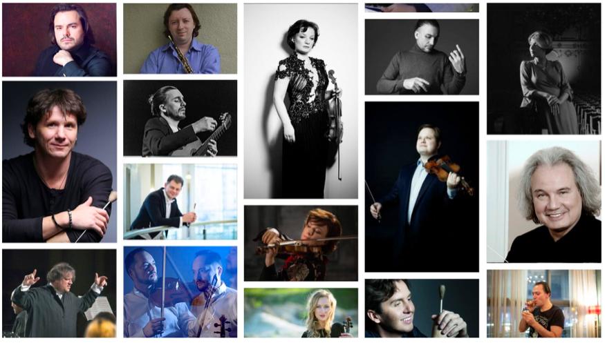 Сайт ClassicalMusicNews предлагает кружиться в ритме карантина