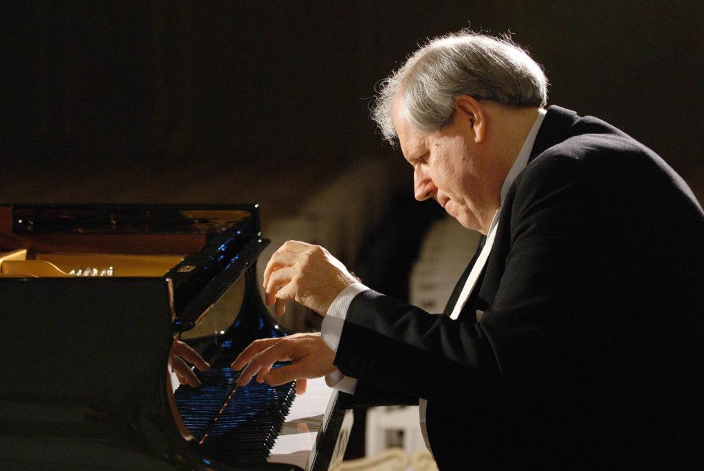 Пианист горних высей