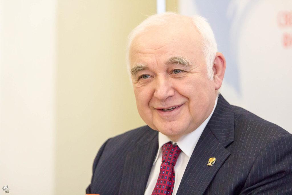Александр Колотурский стал почетным гражданином Свердловской области