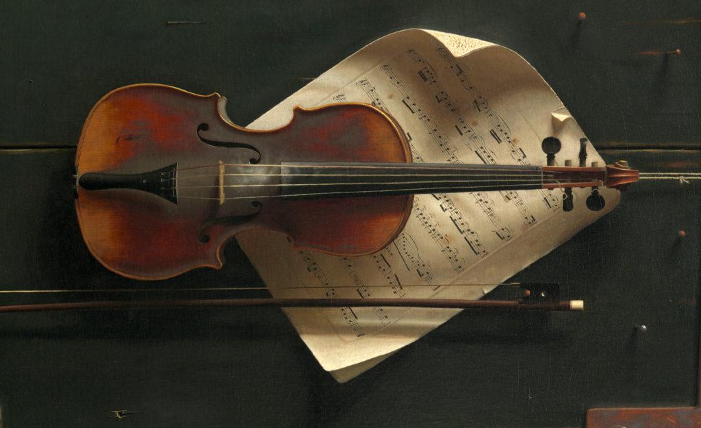 Симфонии ми минор